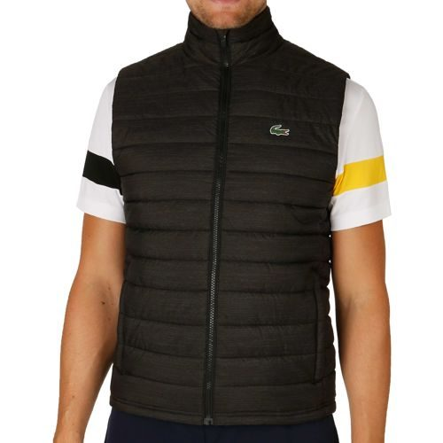 Lacoste Performance Vest Men - Black, White