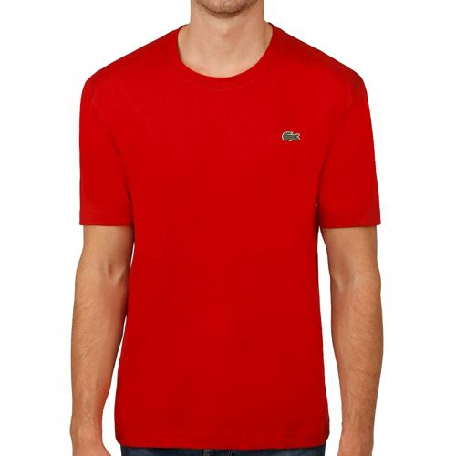 Lacoste T-Shirt Men - Red, Black