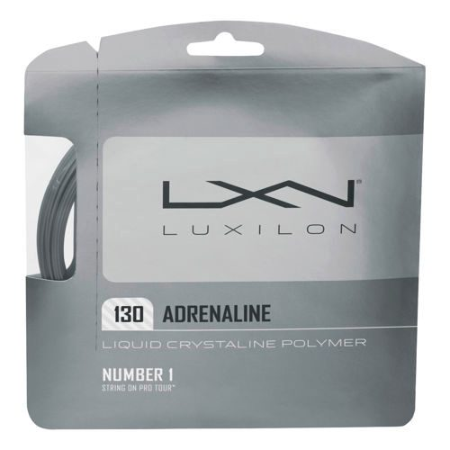 Luxilon Adrenaline String Set 12,2m - Silver