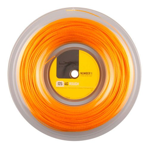 Luxilon 4G Rough String Reel 200m - Gold