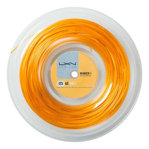 Luxilon 4G Soft String Reel 200m - Gold