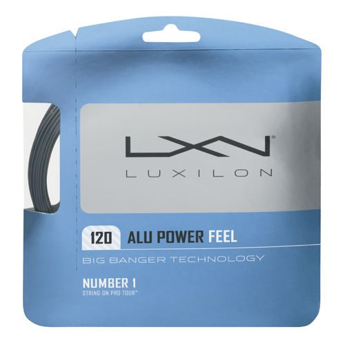 Luxilon Alu Power Feel String Set 12,2m - Silver