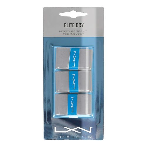 Luxilon Elite Dry 3 Pack - Silver