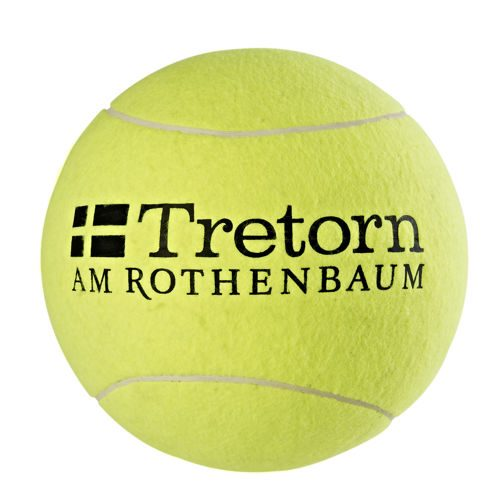 Tretorn Jumbo Ball Rothenbaum