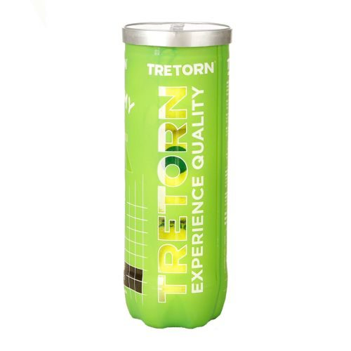 Tretorn Academy Green (Stage 1) 3 Ball Tube