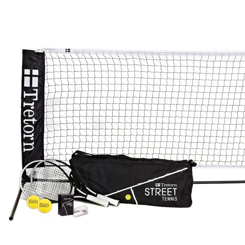 Tretorn Street Tennis Kit Tennis Net - Black