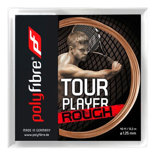 Polyfibre Tour Player Rough String Set 12,2m - Ecru