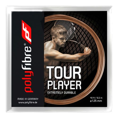 Polyfibre Tour Player String Set 12,2m - Ecru