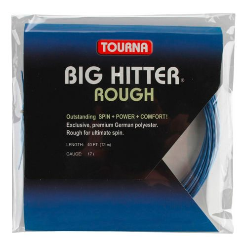 Tourna Tourna Big Hitter Rough String Set 12m - Blue