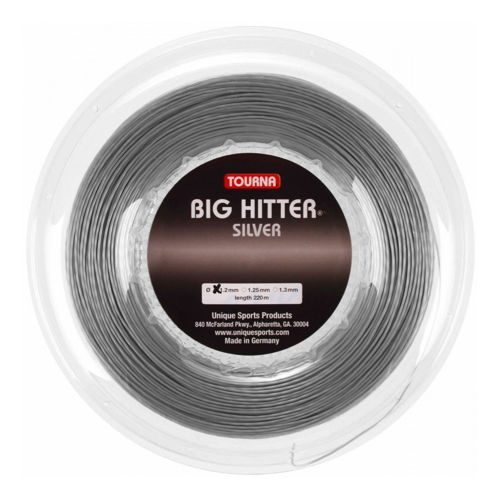 Tourna Tourna Big Hitter String Reel 220m - Silver
