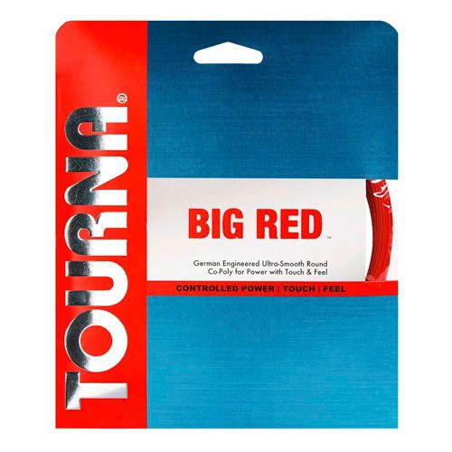 Tourna Tourna Big Red String Set 12m - Red