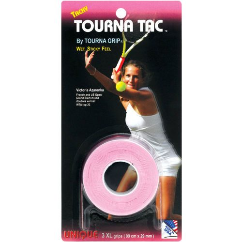 Tourna Tac 3 Pack - Pink