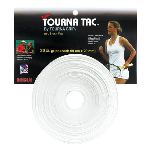Tourna Tourna Tac 30 Pack - White