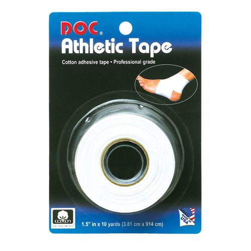 Tourna Athletic Tape 1 Roll - White