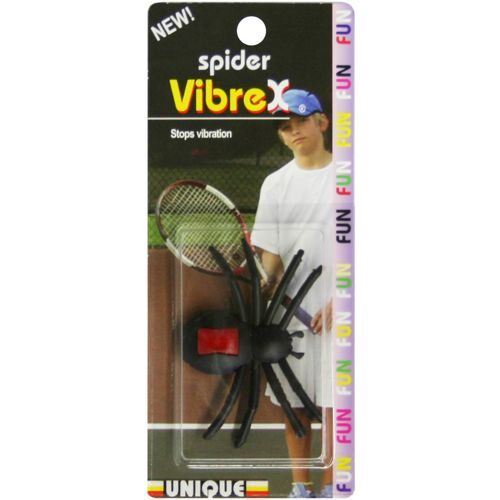 Tourna Spider Vibrex Dampener 1 Pack - Black