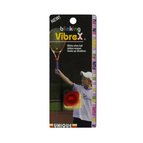 Tourna Blinking Vibrex Dampener 1 Pack - Red