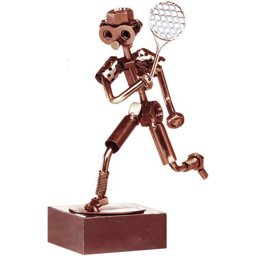 Tourna Tennis Backhand Cup - Silver
