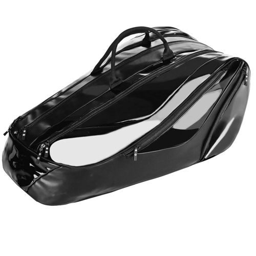 Tennis-Point Luxury Racket Bag - Black