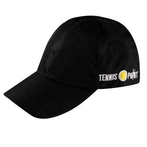 Tennis-Point Cap Men - Black
