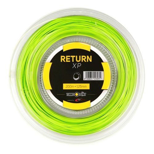 Tennis-Point Return XP String Reel 200m - Green