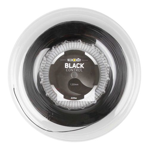 Tennis-Point Control String Reel 220m - Black