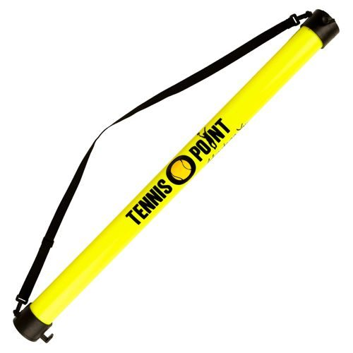 Tennis-Point Ball Pickup Tube - Yellow, Black