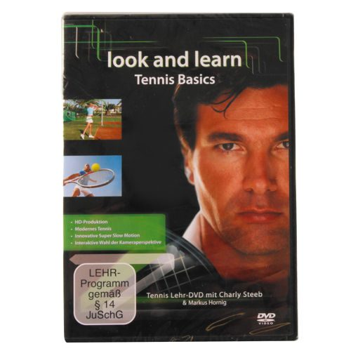 Tennis-Point Look And Learn - Tennis Basics DVD