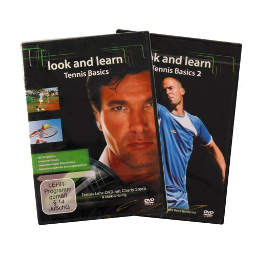 Tennis-Point Look And Learn - Tennis Basics 1+2 DVD