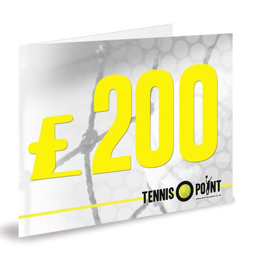 Tennis-Point £200 Gift Card