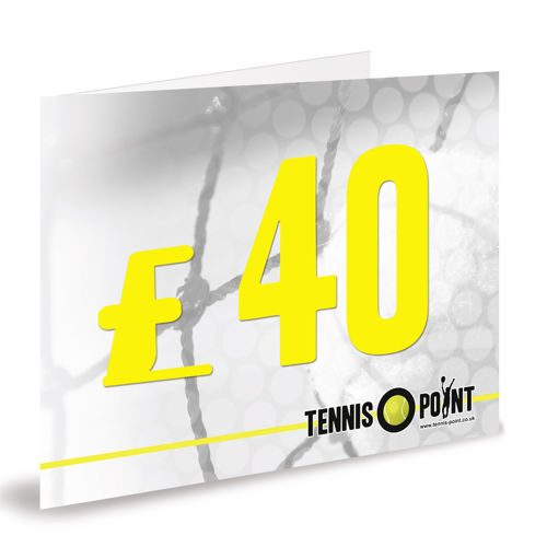 Tennis-Point £40 Gift Card