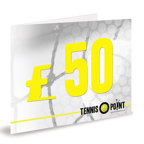 Tennis-Point £50 Gift Card