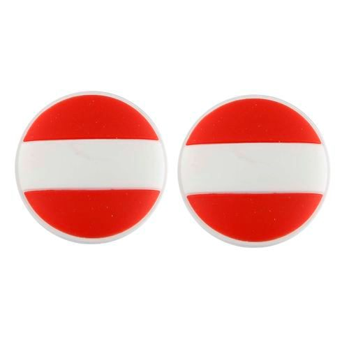 Tennis-Point Dampener Austria - Red, White