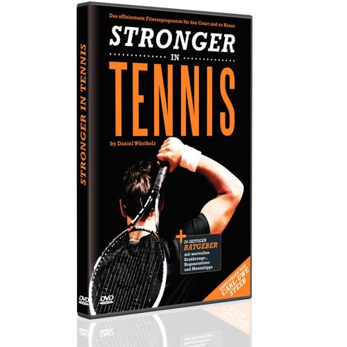 Diverse Stronger In Tennis DVD