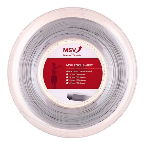 MSV Focus-HEX String Reel 200m