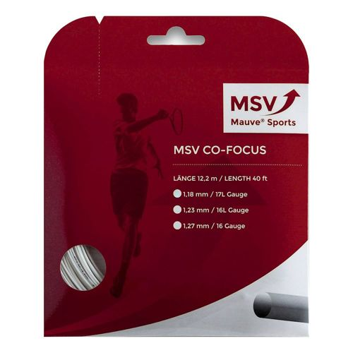 MSV Co.-Focus String Set 12m