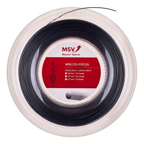 MSV Co.-Focus String Reel 200m - Black
