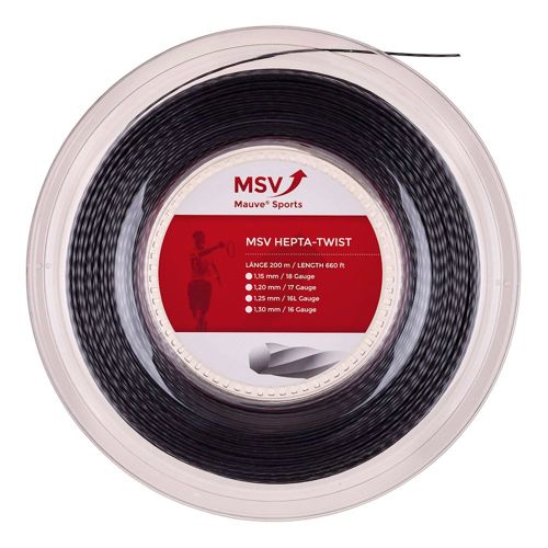 MSV Hepta - Twist String Reel 200m