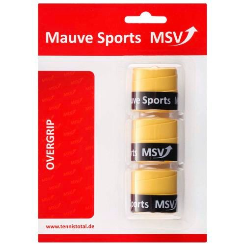 MSV Cyber Wet 3 Pack - Yellow