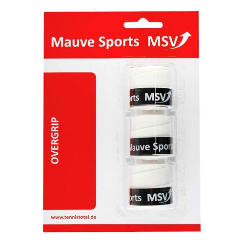 MSV Skin Perforated 3 Pack - White