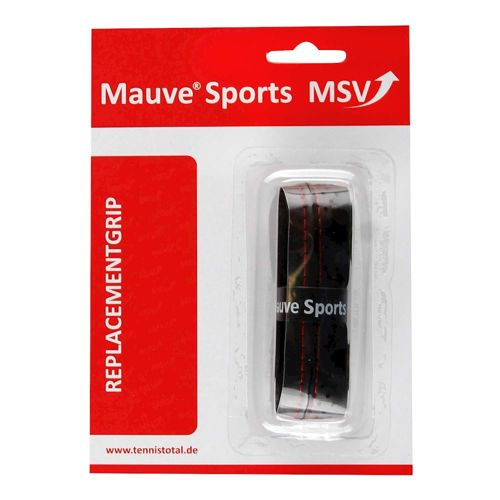 MSV Basic Grip Soft-Stich Perforated And Stitched 1 Pack - Black