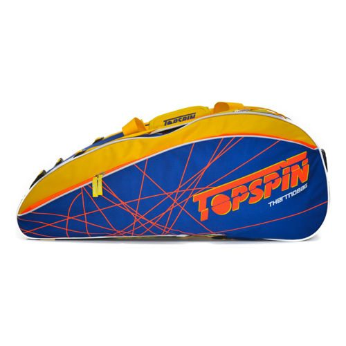 Topspin Velpex Racket Bag 10 Pack - Blue