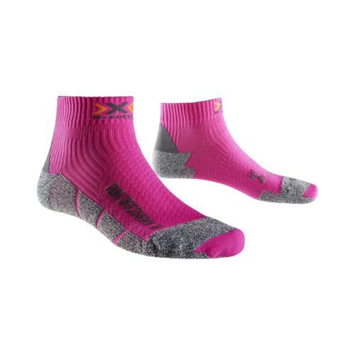 X-SOCKS Run Discovery Sports Socks - Pink