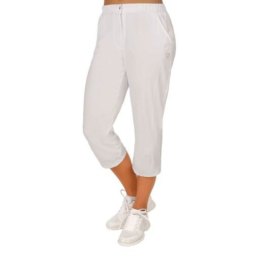 Limited Sports Club Classic Stretch 7/8 Trousers Women - White
