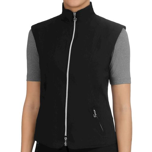 Limited Sports Team Limited Classic Vest Women - Black, Silver