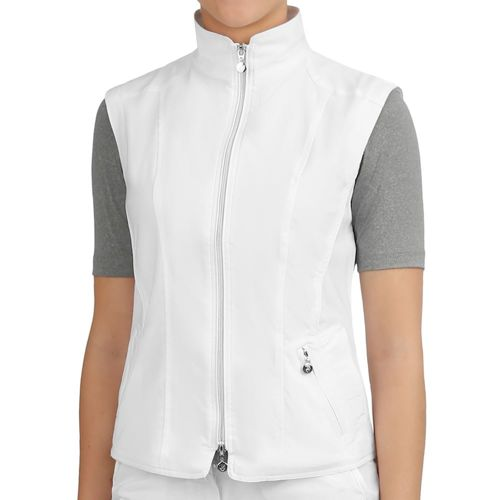 Limited Sports Team Limited Classic Vest Women - White