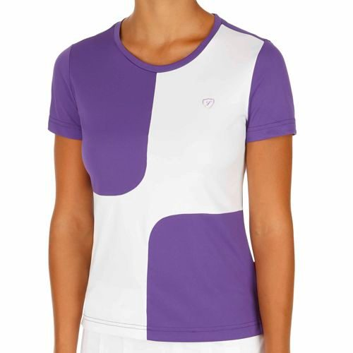 Limited Sports Performance Susan T-Shirt Women - Violet, White