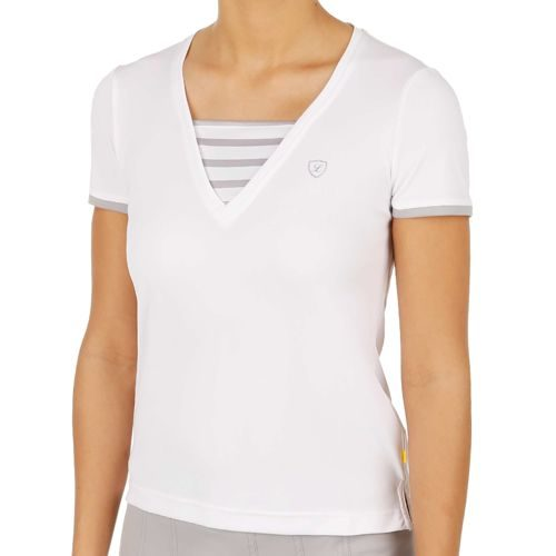 Limited Sports Performance Soho T-Shirt Women - White, Silver