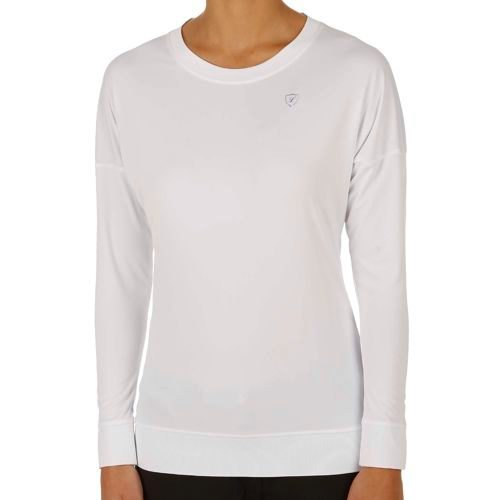 Limited Sports Performance Silvia Long Sleeve Women - White