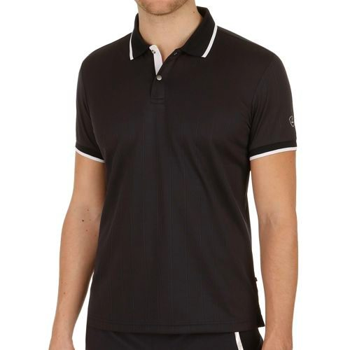 Limited Sports Performance Phil Polo Men - Dark Blue, White