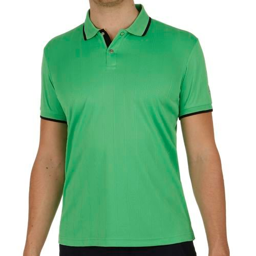 Limited Sports Performance Phil Polo Men - Green, Dark Blue